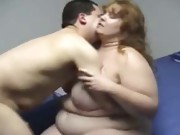 BBW Ginger Heather..