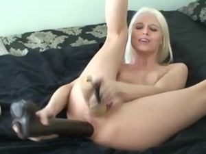 Huge Toys best adult movies. Slut puts a huge toy up in her asshole. Dirty girls love huge toys.