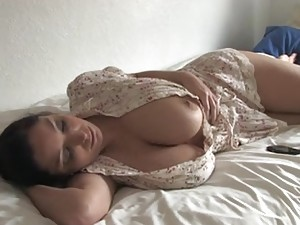 Big boobs babe..